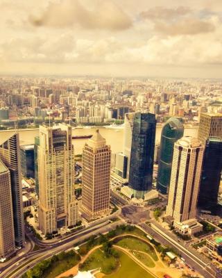 Cityscape - Obrázkek zdarma pro Nokia C-5 5MP