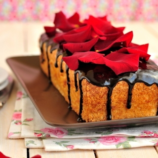 Chocolate pastry - Obrázkek zdarma pro iPad
