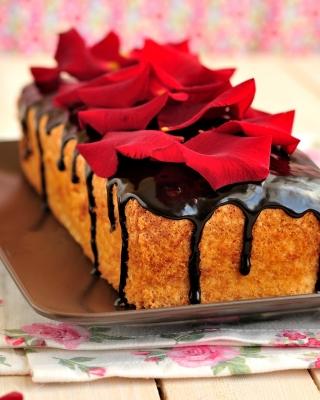 Chocolate pastry - Obrázkek zdarma pro Nokia Asha 305