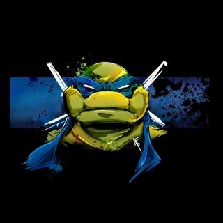 Ninja Turtles TMNT - Obrázkek zdarma pro iPad 3
