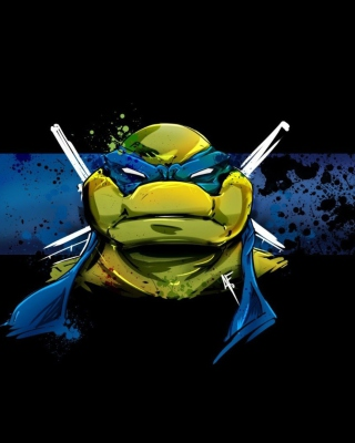 Ninja Turtles TMNT - Obrázkek zdarma pro Nokia 300 Asha