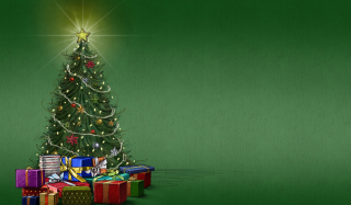 Christmas Tree Wallpaper for Android, iPhone and iPad