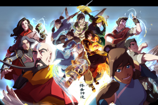 The legend of korra Picture for Android, iPhone and iPad