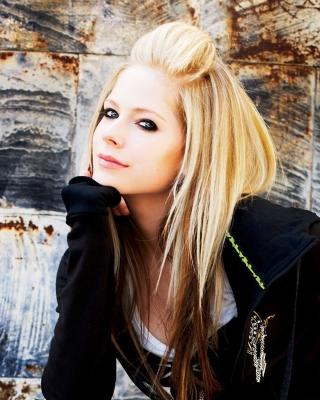 Avril Lavigne - Obrázkek zdarma pro iPhone 3G