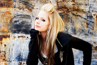Avril Lavigne Background for Android, iPhone and iPad