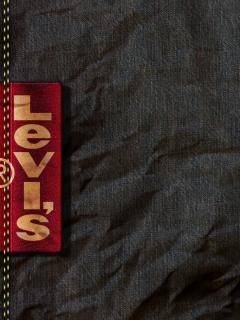 Screenshot №1 pro téma Levis 240x320