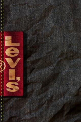 Screenshot №1 pro téma Levis 320x480