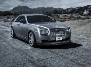 Rolls Royce - Fondos de pantalla gratis para Sony Ericsson XPERIA PLAY