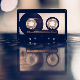 Compact Audio Cassette BASF - Obrázkek zdarma pro 208x208