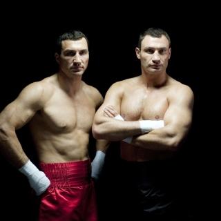 Klitschko brothers Wladimir and Vitali - Obrázkek zdarma pro 128x128
