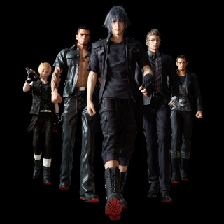 Final Fantasy XV - Obrázkek zdarma pro 128x128