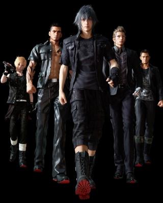 Final Fantasy XV - Obrázkek zdarma pro iPhone 3G
