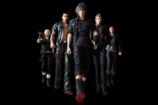 Final Fantasy XV - Obrázkek zdarma pro Samsung T879 Galaxy Note