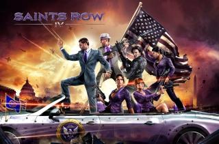 Saints Row 4 - Obrázkek zdarma pro Samsung Galaxy Tab 4 7.0 LTE