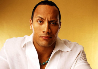 Free Dwayne Johnson Picture for Android, iPhone and iPad