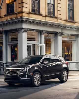 Cadillac XT5 Crossover - Obrázkek zdarma pro 480x854