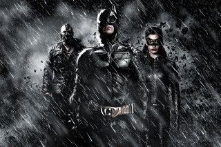 The Dark Knight Rises Movie Wallpaper for Android, iPhone and iPad