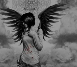 Dark Angel - Obrázkek zdarma pro iPad 2