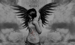 Dark Angel - Obrázkek zdarma pro Samsung Galaxy Tab 3 10.1