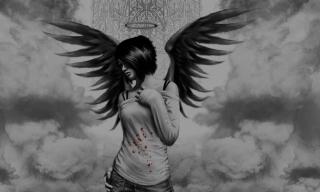 Dark Angel - Obrázkek zdarma pro Samsung Galaxy S3