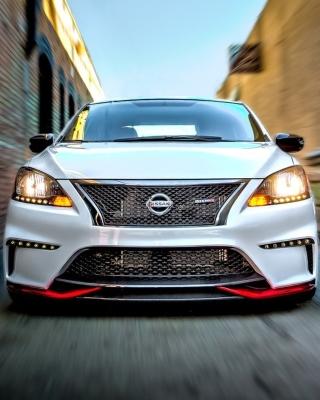 Nissan Sentra Nismo - Obrázkek zdarma pro 320x480