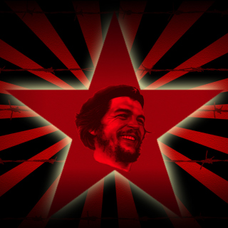 Marxist revolutionary Che Guevara - Obrázkek zdarma pro iPad