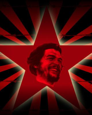 Marxist revolutionary Che Guevara - Obrázkek zdarma pro Nokia Lumia 820