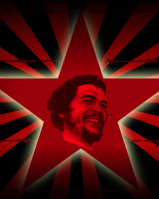 Marxist revolutionary Che Guevara - Obrázkek zdarma pro 750x1334