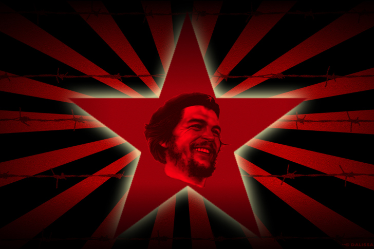 Marxist revolutionary Che Guevara wallpaper