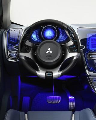 Mitsubishi Interior Tuning - Obrázkek zdarma pro Nokia Asha 308