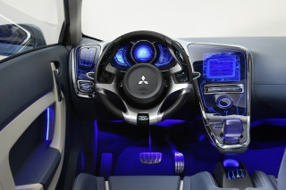 Mitsubishi Interior Tuning - Obrázkek zdarma pro Sony Xperia Z
