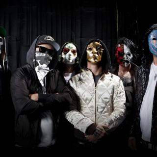 Hollywood Undead - Obrázkek zdarma pro 320x320