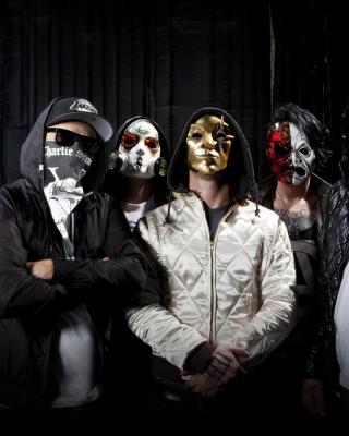 Hollywood Undead - Obrázkek zdarma pro 240x320