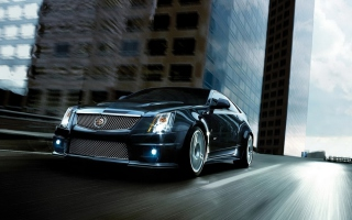 Cadillac HQ Background for Android, iPhone and iPad
