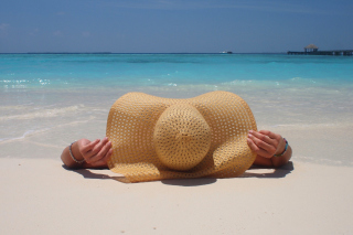 Free Beach Relax Picture for Android, iPhone and iPad