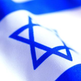 Israel Flag - Obrázkek zdarma pro iPad