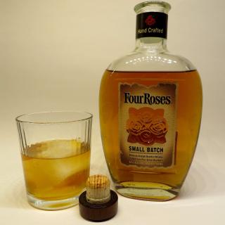 Four Roses Bourbon - Obrázkek zdarma pro 208x208
