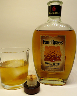 Four Roses Bourbon - Obrázkek zdarma pro Nokia Lumia 920
