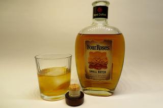 Four Roses Bourbon - Obrázkek zdarma pro 1400x1050