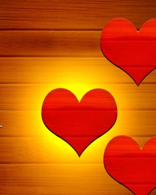 Love in your Heart - Obrázkek zdarma pro iPhone 6 Plus