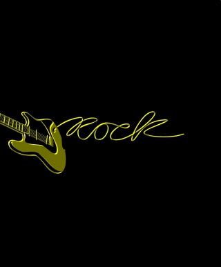 Rock - Obrázkek zdarma pro Nokia Asha 308