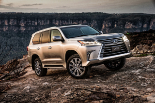 Free Lexus LX 570 Picture for Android, iPhone and iPad