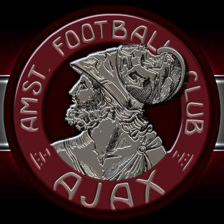 AFC Ajax Club HD Logo - Obrázkek zdarma pro iPad