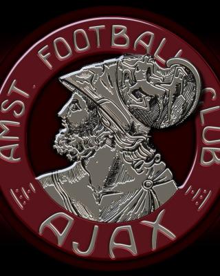 AFC Ajax Club HD Logo - Obrázkek zdarma pro Nokia Lumia 2520