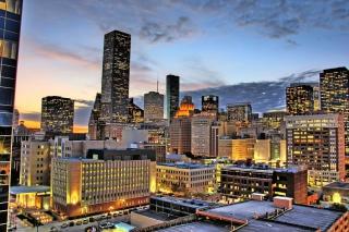Houston City - Fondos de pantalla gratis para Widescreen Desktop PC 1920x1080 Full HD