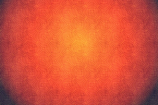Orange Abstract Pattern - Obrázkek zdarma pro Samsung Galaxy Note 4