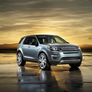Land Rover Discovery Sport - Obrázkek zdarma pro iPad mini 2