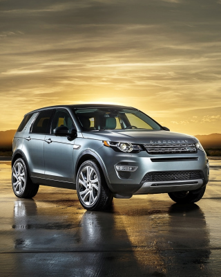 Land Rover Discovery Sport - Obrázkek zdarma pro Nokia Asha 308