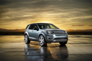 Land Rover Discovery Sport Picture for Android, iPhone and iPad