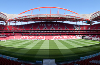 Lisbon Stadium Background for Android, iPhone and iPad